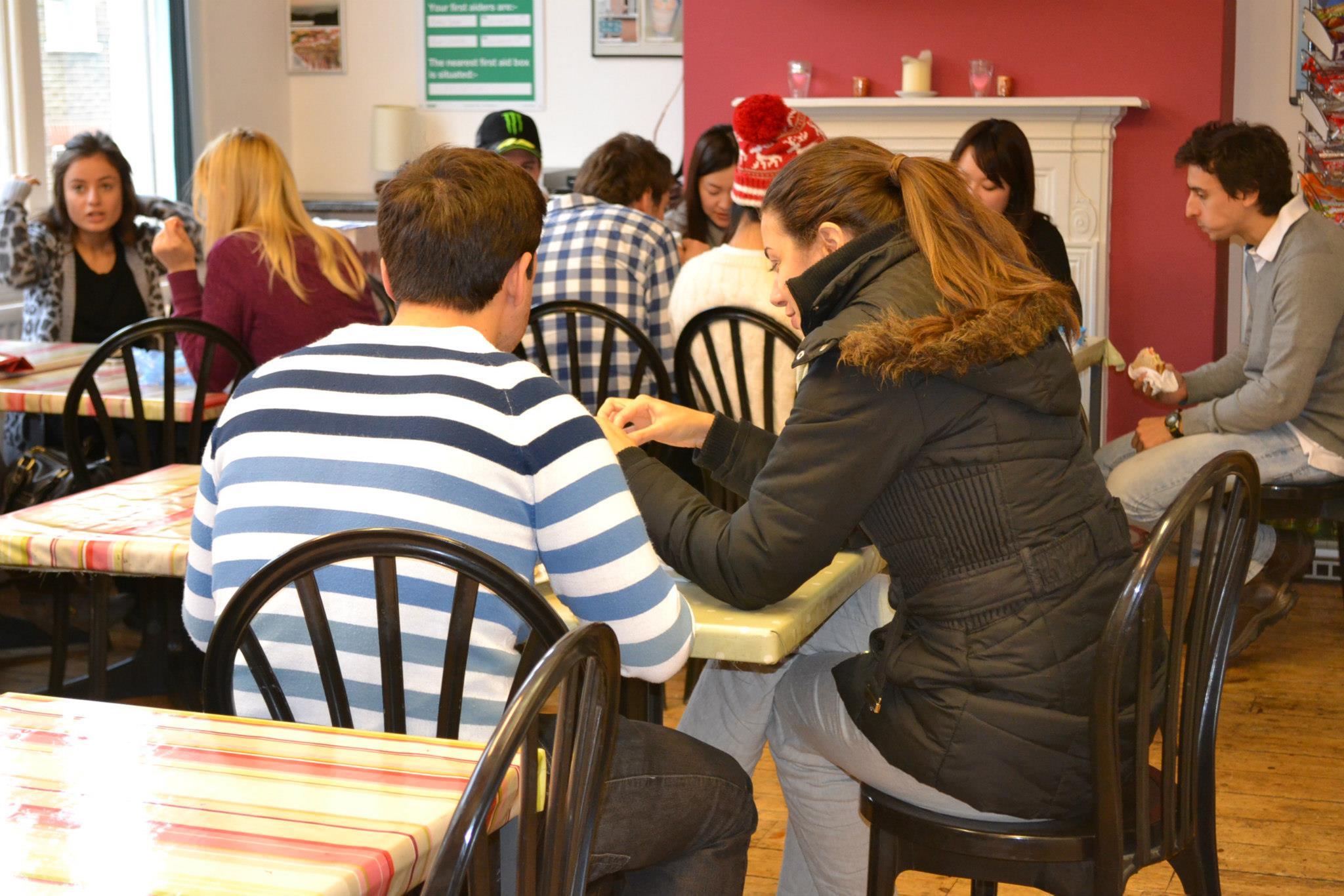 Studiare l\'inglese a Londra - Scuola in centro a Londra
